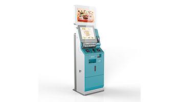 现金版自助点餐机QL-ZZ L13F 可收现金 可找零 高端大气 有利经营