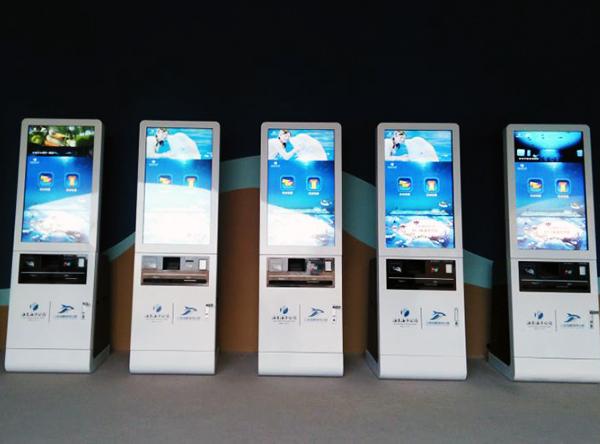 钱林景区售取票系统亮相上海海昌海洋公园